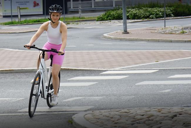 Cykla dig i form i sommar