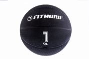 Fitnessboll 1 kg, FitNord