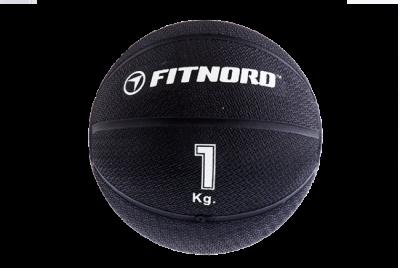 Kuntopallo 1 kg, FitNord
