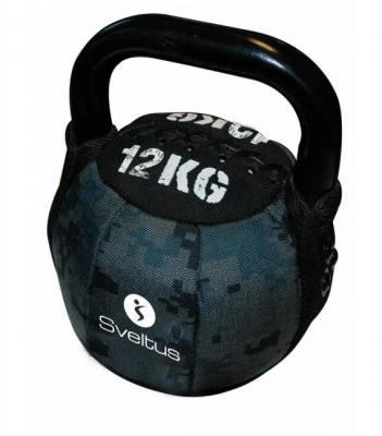 Sveltus Kettlebell Soft, 12 kg