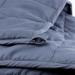 Tyngdtäcke 13 kg, Mikrofiber, Polar Night (150x200 cm)