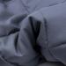 Tyngdtäcke 7 kg, Mikrofiber, Polar Night (150x200 cm)