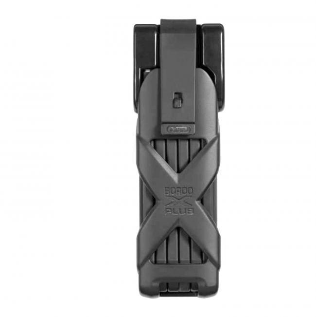 ABUS Bordo Granit X-Plus Vikbart cykellås, svart