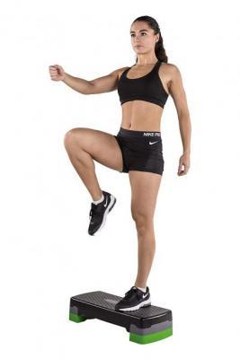 Stepbräda, Aerobic Step Easy, Tunturi