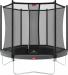 BERG Favorit Regular 270 Harmaa + Comfort-turvaverkko