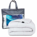 Polar Night Tyngdtäcke för barn, 5 kg, bomull (100x150 cm)