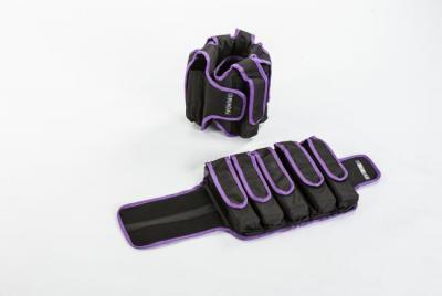 Justerbara Bunda vristvikter för träning av rumpan, 8kg/fotled