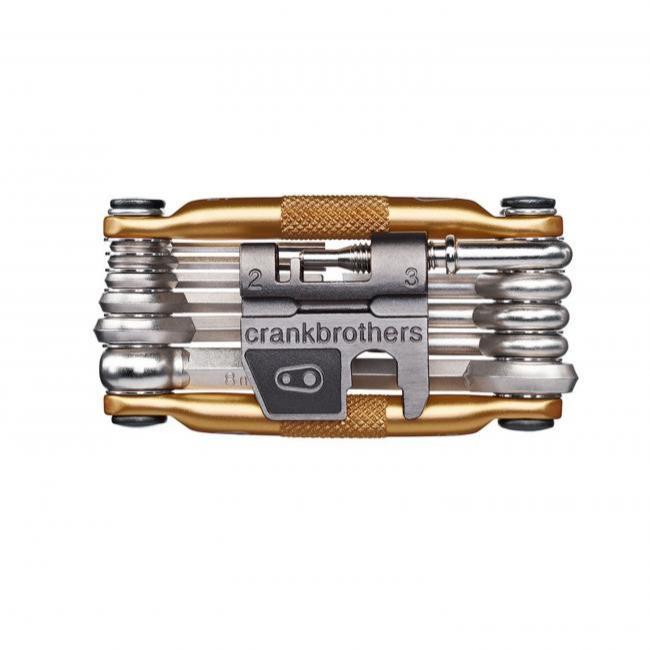 Crankbrothers M17 Multiverktyg, guld