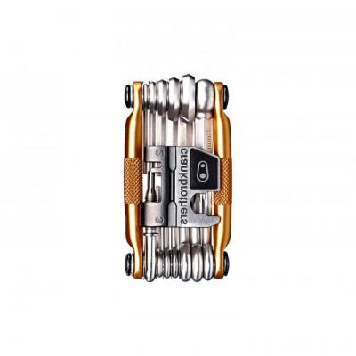 Crankbrothers M19 Multiverktyg, guld