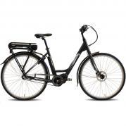Elcykel/stadscykel Helkama E3 (418 Wh batteri)