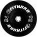 Skivstångspaket Bumper 80 kg, FitNord