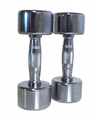 Kromiset käsipainot 3 kg (pari), FitNord