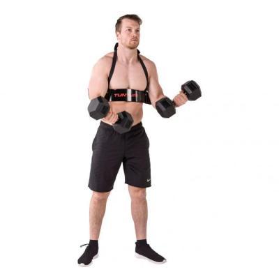 Stöd för bicepscurl Arm Blaster, Tunturi
