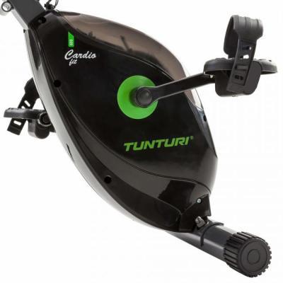 Tunturi Cardio Fit D20 Desk Bike kokoontaitettava kuntopyörä mittarilla