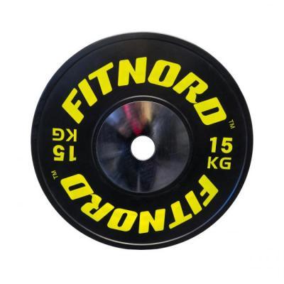Levytankosarja Bumper PRO 110 kg, FitNord