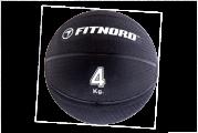 Fitnessboll 4 kg, FitNord