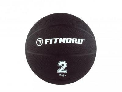 Fitnessboll 2 kg, FitNord