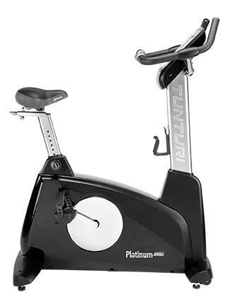Tunturi Platinum PRO Upright Bike Motionscykel