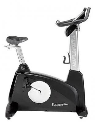Tunturi Platinum PRO Upright Bike kuntopyörä