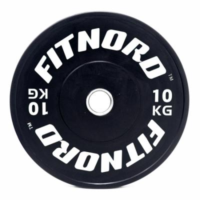 Viktpaket 90 kg Bumper Plate