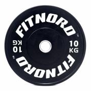 Viktpaket 30 kg Bumper Plate