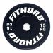 Viktskiva Bumper Plate 15 kg, FitNord