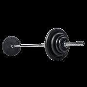 Levytankosarja 120 kg, valurauta 30 mm, FitNord