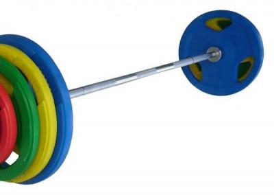Levytankosarja 140 kg, FitNord Tri Grip Olympic