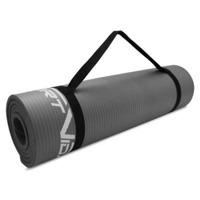 Gymnastikmatta NBR 1,5 cm, SportVida
