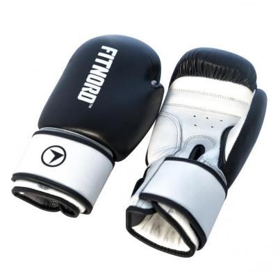 Boxninghandskar av läder, FitNord