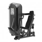 FitNord Diamond Chest Press med viktmagasin