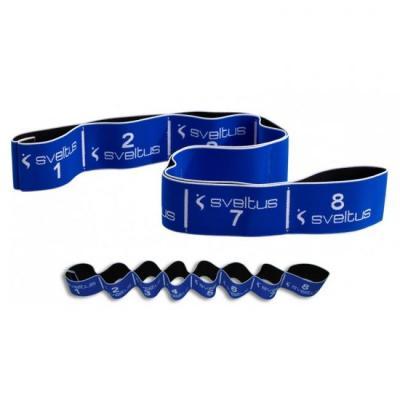 Elastiband motståndsband, extra tungt (blå), Sveltus