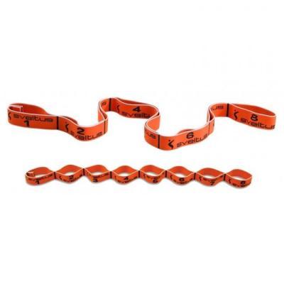 Elastiband motståndsband, lätt (orange), Sveltus