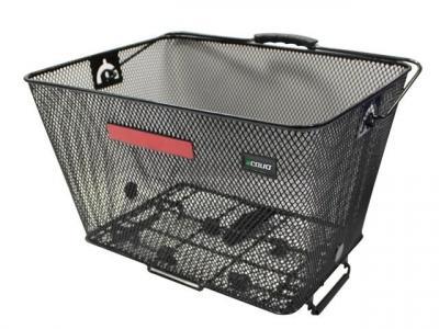 CAVO Cykelkorg till pakethållare, QR fäste