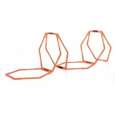 Agility Ladder teknikstegar / hexagonala ringar, Sveltus