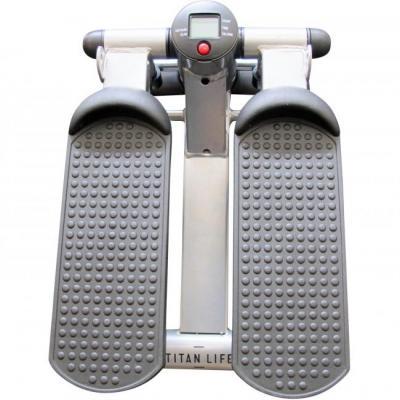 Titan Life Mini Stepper med gummiband