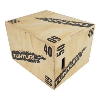 Tunturi Plyobox Wood 40/50/60cm