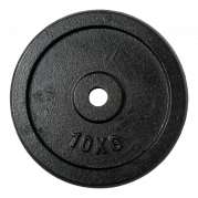 30 mm levypaino 10 kg, valurauta, FitNord