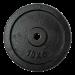 30 mm viktskiva 10 kg, gjutjärn, FitNord