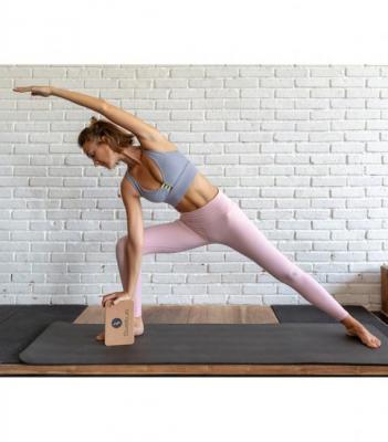 Yogablock (kork), Sveltus