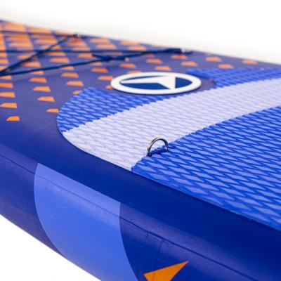FitNord Aqua Zoom 380 SUP-brädsats, mörkblå